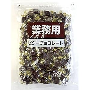 寺沢製菓 ビターチョコレート 1kg