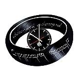 Lord of the Rings Handmade Vinyl Record Wall Clock