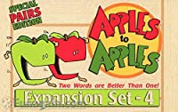 "Apples to Apples Expansion Set 4: Special Pairs Edition ""Two Words are Better than One"""