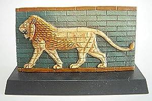 コレクト倶楽部 古代文明編 歩くライオン像の煉瓦装飾 UHA味覚糖