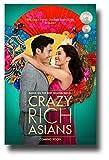 Crazy Rich Asians 映画ポスター プロモ 11 x 17インチ エンブレース 近日発売