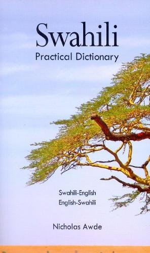 Download Swahili-English/English-Swahili Practical Dictionary (Hippocrene Practical Dictionary) 0781804809