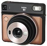 FUJIFILM インスタントカメラ instax SQUARE SQ6 ブラッシュゴールド INS SQ 6 BLUSH GOLD