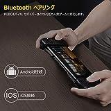 PUBG モバイル専用 コントローラー BEBONCOOL Bluetooth ワイヤレス 一体型 スマホ ゲーム コントローラー iOS/Android対応 画像