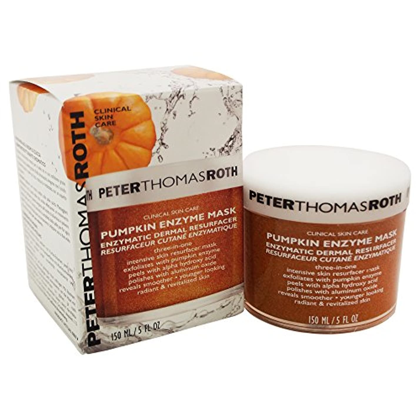 呼吸免除肉腫Peter Thomas Roth Pumpkin Enzyme Mask (並行輸入品) [並行輸入品]