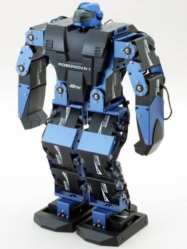 ハイテック ROBONOVA-I用 ブルー 77015