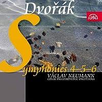 ドヴォルザーク:交響曲第4番~第6番 (2CD)
