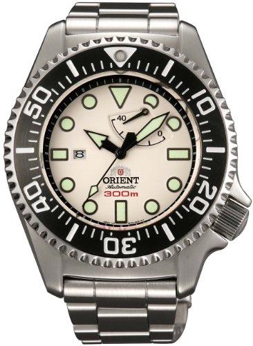 [オリエント]ORIENT 腕時計 スポーティー WORLD STAGE Collection ワールドステージ コレクション 自動巻き (手巻付き) 300m飽和潜水用ダイバー WV0121EL メンズ