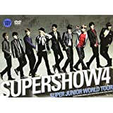 Super Junior - World Tour 'Super Show 4' (2DVD + フォトブック) (韓国版)(韓国盤)