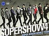 Super Junior - World Tour 'Super Show 4' (2DVD + フォトブック) (韓国版)(韓国盤)