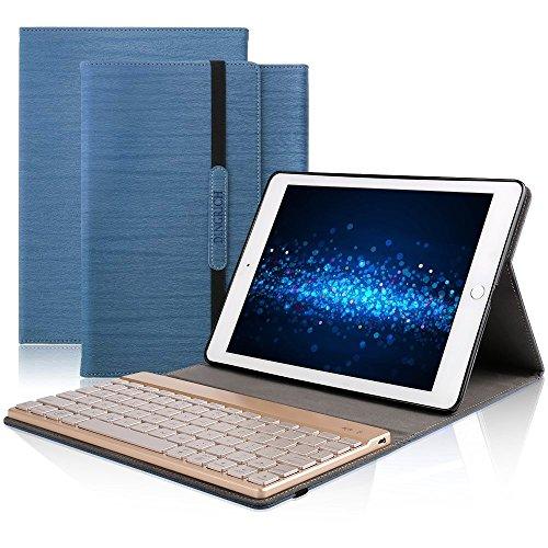 DINGRICH iPad Air2 キーボード ケース ワイ...