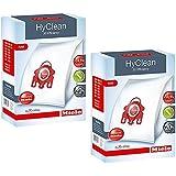 Miele Hyclean 3dダストバッグ、効率タイプFJM、8バッグ& 4フィルタ