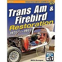 Trans am and Firebird Restoration : 1970-1/2 -1981