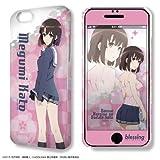 ライセンスエージェント デザジャケット「冴えない彼女の育てかた」iPhone 6ケース&保護シート デザイン3  DJAN-IPS9-m03