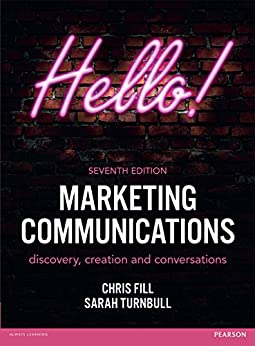 Marketing Communications by [Fill, Chris, Turnbull, Sarah]