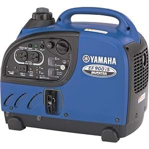 ヤマハ 防音型 インバータ発電機 EF900iS 0.9kVA [50Hz/60Hz] 直流12V-8A付