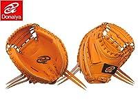 ドナイヤ 野球 軟式 キャッチャーミット 捕手 Cミット ゴムソフト使用可 Donaiya DONC don18fw