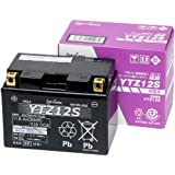 GS YUASA [ ジーエスユアサ ] シールド型 バイク用バッテリー [ 液入充電済 ] YTZ12S