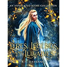 Lyres, Legends, and Lullabies: An Annotated Score Collection