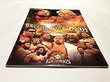 新日本プロレス 2004年1月4日「WRESTLING WORLD 2004」東京ドーム パンフレット 中邑真輔x高山善廣