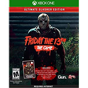 Friday the 13th: The Game - Ultimate Slasher Edition (輸入版:北米) - XboxOne