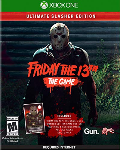 Entertainment Friday the 13th: The Game - Ultimate Slasher Edition (輸入版:北米) - XboxOne