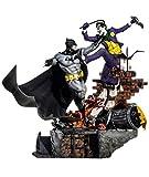 DCコミックス バットマン vs ジョーカー 1/6 バトルジオラマ スタチュー