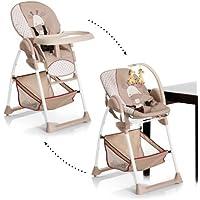 Hauck Sit-n-Relax Highchair (Giraffe) by Hauck