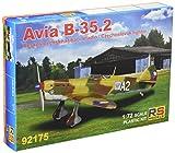 RSモデル 1/72 アヴィア B-35.2 チェコスロバキア空軍 「92175」 プラモデル