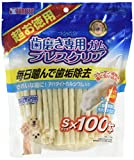 ゴン太 ゴン太の歯磨き専用ガム ブレスクリア アパタイトカルシウム入り S 超お徳用 100本