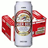 キリン ラガー 500ml 缶 1ケース (24本入)