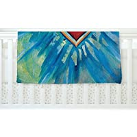 KESS InHouse Padgett Mason Love Shines On Fleece Baby Blanket 40 x 30 [並行輸入品]
