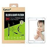 Cyxus(シクサズ) ブルーレイ青色光輻射防止視力を保護液晶9Hの硬度強化ガラス保護フィルム安全無毒 Apple iPad Mini 1 / 2 3 用 もっぱら児童 子供たちの設計 Cyxus Technology Group Ltd
