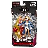 スパイダーマン ハズブロ マーベル レジェンドシリーズ 6インチ コレクティブル アクションフィギュア マーベル ホワイト ウサギのおもちゃ フィギュア アクセサリー