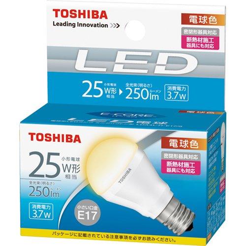 E-CORE LDA4L-H-E17/S [電球色]