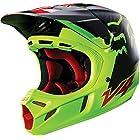 Fox フォックス V4 LIBRA Helmet 2016モデル オフロード ヘルメット イエロー XXL(63~64cm)
