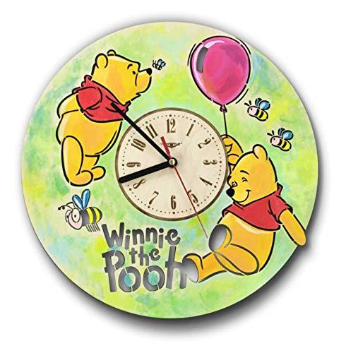 Painted Winnie The P...