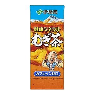 伊藤園 健康ミネラルむぎ茶 (紙パック) 250ml×24本