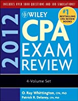 Wiley CPA Exam Review 2012, 4-Volume Set