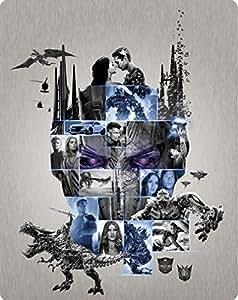 【Amazon.co.jp限定】トランスフォーマー 5ムービー・コレクション スチールブック・ブルーレイ [Blu-ray]