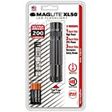 MAG-LITE(マグライト) ペンライト ミニマグライト XL50 LED(単四3本) XL50-S3096Y グレー