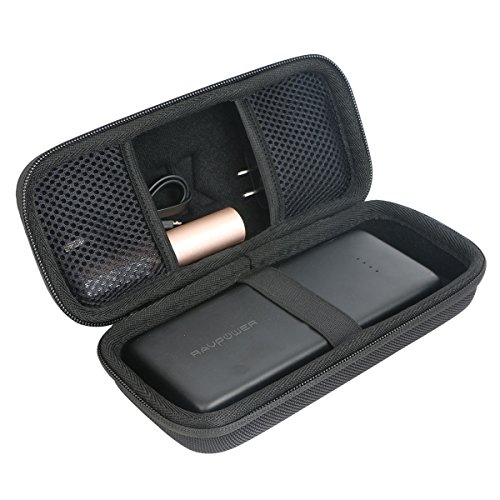 RAVPower 22000mAh モバイルバッテリー 対応 キャリングケース 旅行収納 -Khanka