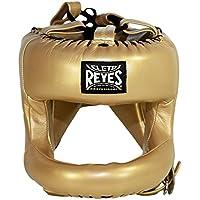 Cleto Reyesレザースパーリング再設計Full Face Headgear – Oneサイズ