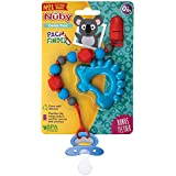 Nuby Beaded Pacifinder with Teether