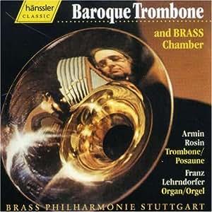 Baroque Trombone & Brass