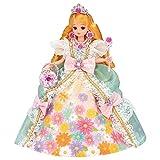 リカちゃん ドレス ゆめみるお姫さま フラワーガーデンドレス