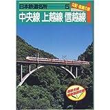 日本鉄道名所 勾配・曲線の旅 中央線 上越線 信越線