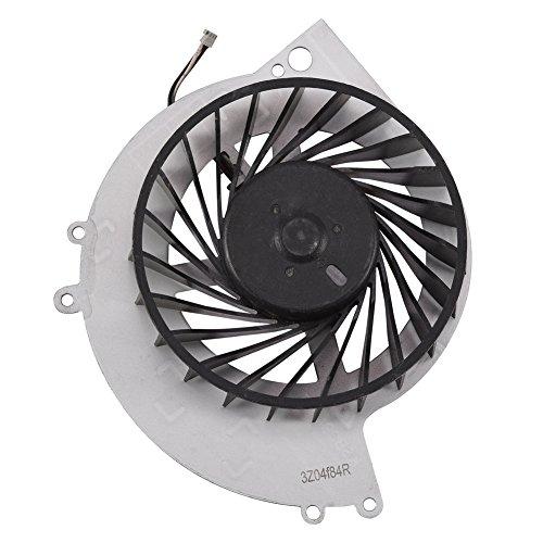 ps4冷却ファン、冷却ファン内部交換修理パーツ新しい一意の設...