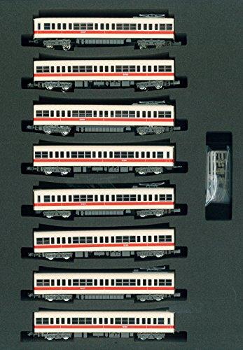 グリーンマックス<4234>都営地下鉄5000形 新塗装・更新車 「さようなら運転」 8両編成セット