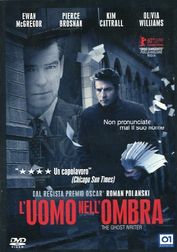 L'Uomo Nell'Ombra - The Ghost Writer [Italian Edition]